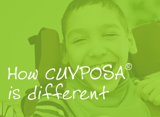 How CUVPOSA is different